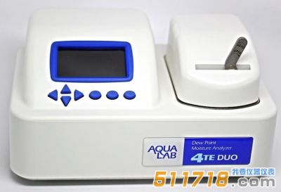 美國Decagon Aqualab 4TE Duo多功能水分活度儀